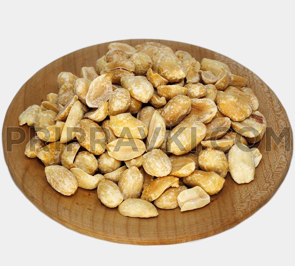 Заказать жареный соленый арахис