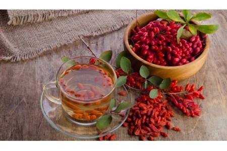 Рецепты: напитки из барбариса