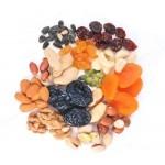 Купить сухофрукты и орехи на сайте