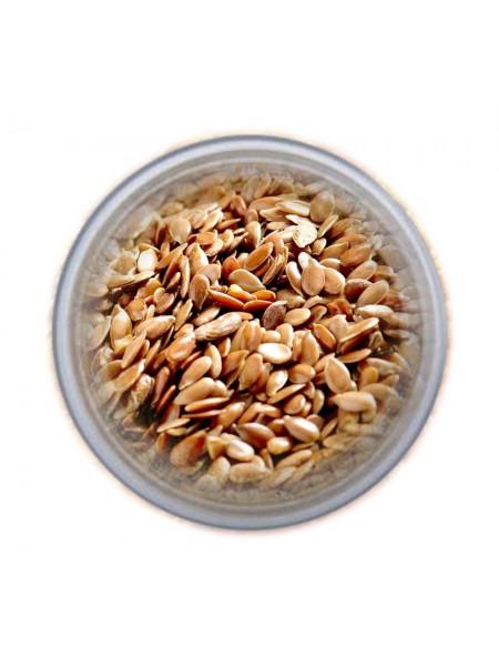 Лен семена (коричневый)