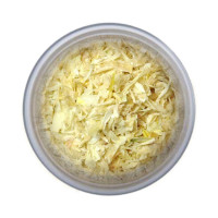 Лук репчатый белый (резаный, дробленый 3*1 мм)