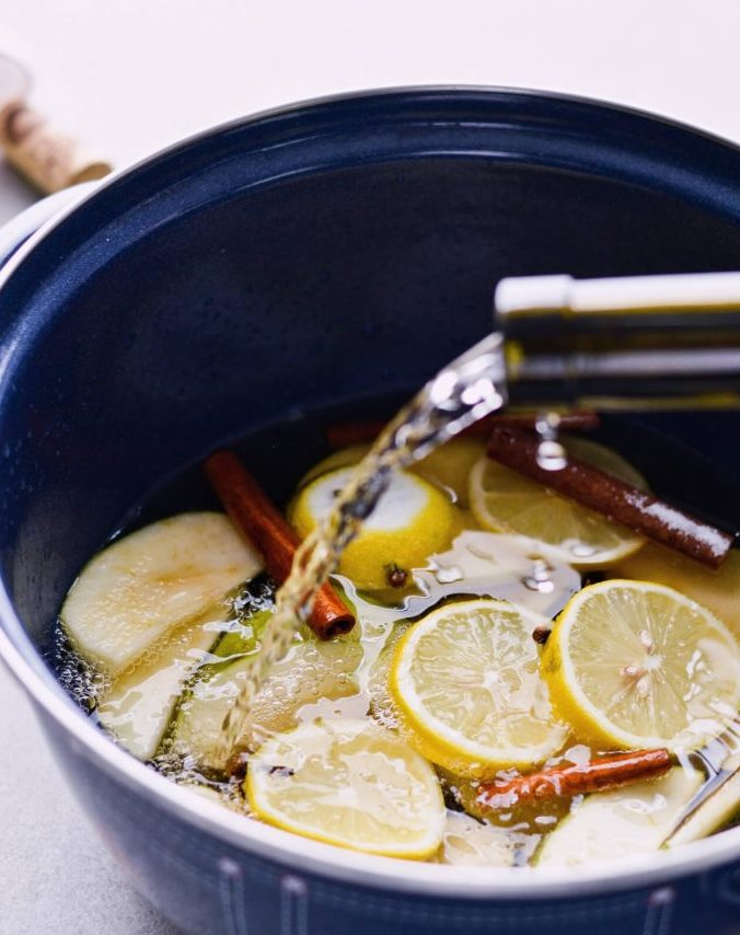 Приготовление глинтвейна в домашних условиях по рецепту