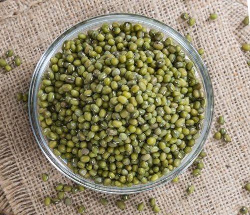 Зеленые бобы под названием маш купить можно на сайте Pripravki